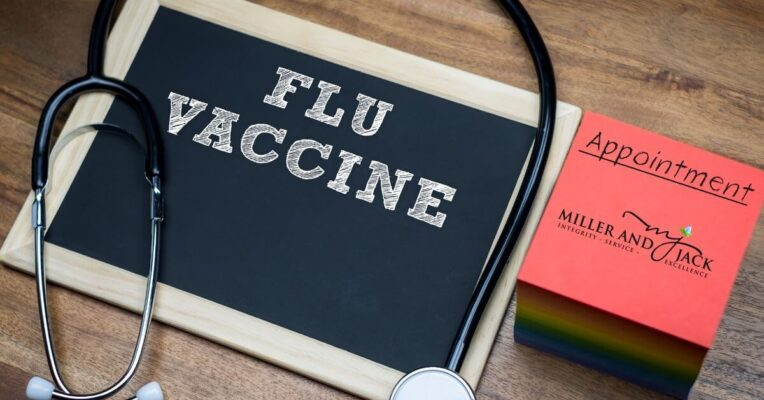 The Flu Vaccine Could Save Your Life Today!