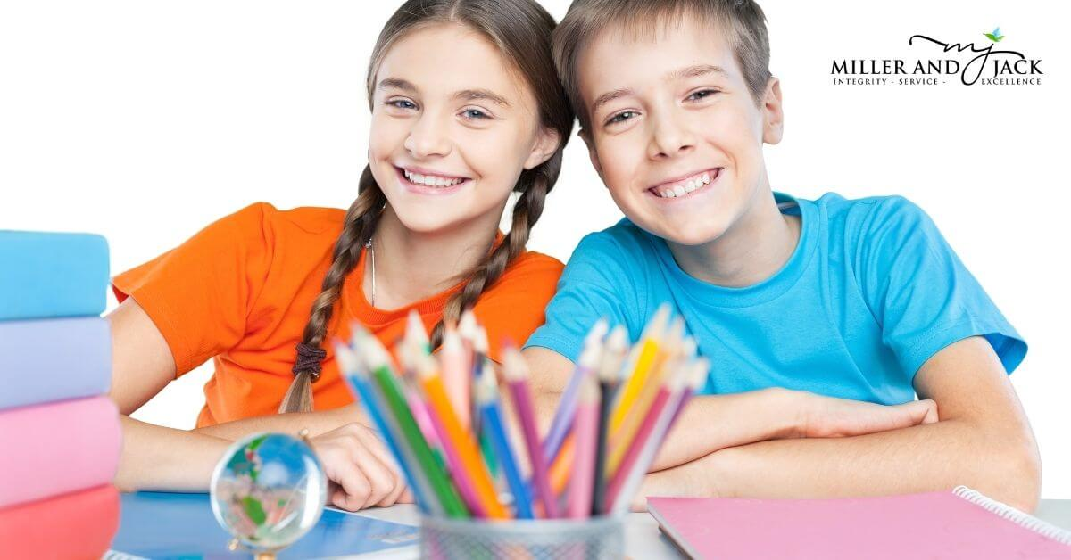 Germs in School | Miller & Jack Sanitizer and Disinfectant