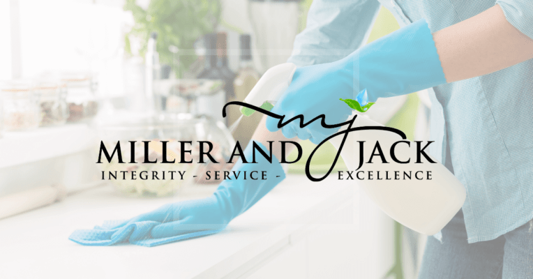 Miller and Jack Sanitizers and Disinfectants